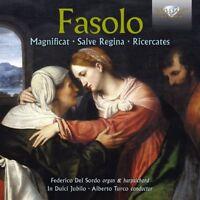 MAGNIFICAT/SALVE REGINA/RICERCATES - DEL SORDO,FEDERICO/TURCO,ALBERTO  2 CD NEU