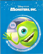 Disney Pixar MONSTERS INC Brand New! 2016 Parragon paperback Classic Collectable