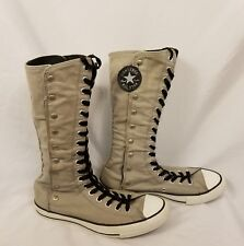 Converse Chuck Taylor All Star Sz 7 Mens 8 Womens Snap Down X Hi Sneaker 129374F
