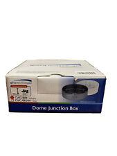 New Speco Technologies CVCJBD Dome Junction Box Dark Grey