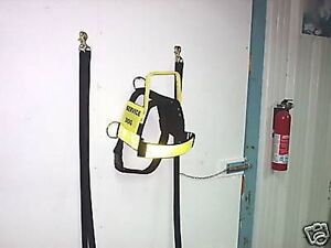 DOG PULLING HARNESS SERVICE DOG ASSISTANCE DOG THERAPY DOG CUSTOM MADE LOOK !!!