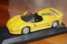DETAIL CARS FERRARI F50 échelle 1/43 COMME NEUF sans boite, voir photos.