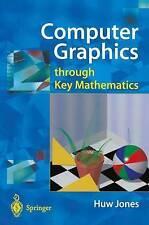 Computer Graphics through Key Mathematics-ExLibrary