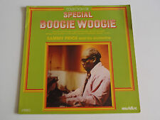 LP 33 T. SPECIAL BOOGIE WOOGIE SAMMY PRICE & HIS ORCHESTRA 1972 MUSIDISC CO1230