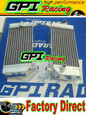 GPI Aluminum radiator Honda CRF250R CRF250X CRF 250R 2004-2009 2005 2006 07
