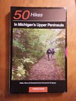 **SIGNED & PERSONALIZED** 50 Hikes in Michigan's Upper Peninsula by Thomas Funke