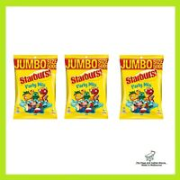 Starburst Party Mix Jumbo Size Bag Jelly Sweets Candies Lollies 1.5kg BULK BUY