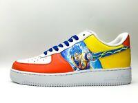 Dragon Ball Z Air Force 1 Custom GOKU VEGETA