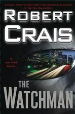 Joe Pike The Watchman 1st Robert Crais Hardcover Book First Edition Signed VF