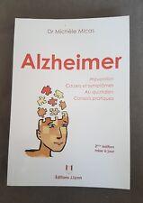 Alzheimer : Prévention, Causes et symptômes, Au quotidie... | Livre | d'occasion