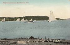 Royal Kennebecasis Yacht Fleet BROTHERS COVE St. John NB Canada 1914 Valentine