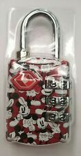 American Tourister Disney Vintage Mickey Mouse TSA approved Combination Lock