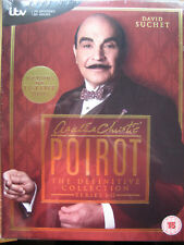 Poirot - Series 1 to 13 Complete ITV (DVD, 2013, 35-Disc Box Set) NEW SEALED PAL