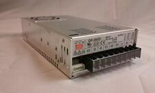 Mean Well Power supply QP-200d Ac DC  Quad output volts PFC 5V@15a 12V 24V -12V