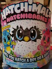 Hatchimals HatchiBabies Hatching Egg Spin Master NEW Sealed