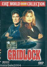 Gridlock (1996) DVD NUOVO SIGILL David Hasselhoff Kathy Ireland Miguel Fernandes