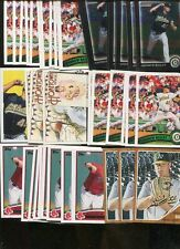 ANDREW BAILEY BULK LOT OF 100 BASEBALL CARDS OAKLAND A's RED SOX VOOREES