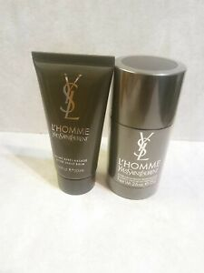 Yves Saint Laurent Deodorant And Aftershave Balm