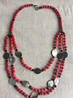 Genuine Coral Necklace