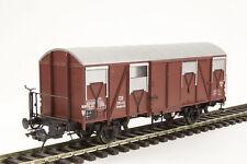 Lenz 42243-01 Güterwagen Gmmhs 56 DB mit Bremserbühne Spur 0