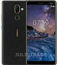 """NOKIA 7 PLUS TA-1055 4gb 64gb OCTA CORE 13mp 6.0"""" 4g Smartphone Sbloccato Android"""