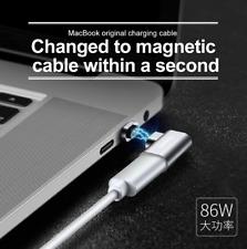 Baseus Fast Charging Type-C Magnetic Elbow Adapter Macbook Nexus 6P One Plus 5