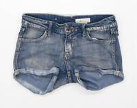 Womens H&M Blue Denim Shorts Size 10/L3