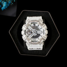 The White Waves G-Shock GA110TP Men's Analog & Digital Watch