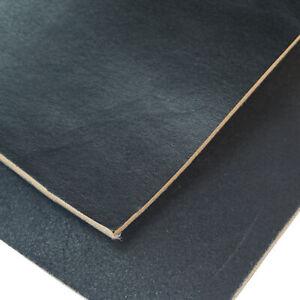 8-9 oz Veg Tan Full Grain Leather Cowhide Pre-Cut Pieces Carving Molding Dyeing
