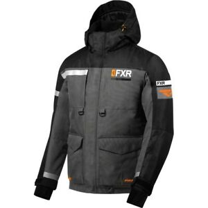 FXR Racing F20 Excursion Ice Pro Mens Sled Winter Sport Snowmobile Jacket