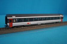 Marklin 4369 SBB CFF EUROCITY Express Coach 2 kl. Grey-Grey with Interior 274-2