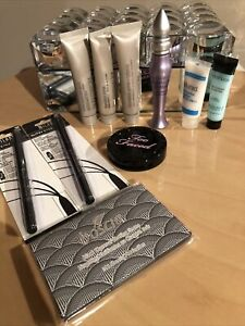Lot Of 10 Designer High End Beauty Makeup
