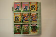 Garbage Pail Kids As American As Apple Pie COMPLETE Base Set GREEN 2016