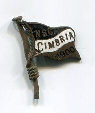 Altes Fußball-Vereins-Abzeichen vor 1945: N.S.C.Cimbria 1900 aus Berlin
