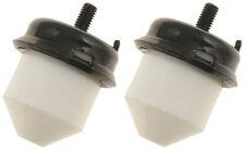 95-05 S10 BLAZER JIMMY SONOMA 4WD LOWER CONTROL A ARM BUMP STOP BUMPER 31064 SET