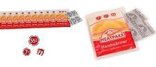 10 Paar Handwärmer Wärmekissen Taschenwärmer Handschuhwärmer Wärmepad warme Hand
