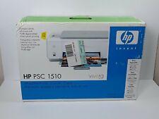 HP PSC 1510 All-In-One Inkjet Printer Scanner Copier - SEALED