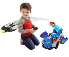 Imaginext DC Super Friends - RC Mobile Command Centre NEW UK
