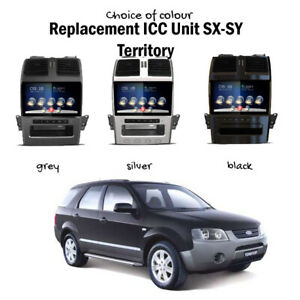 New Ford Falcon Sat Nav ICC Replacement to Suit SX SY FORD Territory