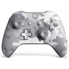 Controlador Inalámbrico Microsoft Xbox-Edición Especial Camo Ártico-Xbox One