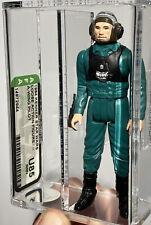 AFA U85 Kenner 1985 Star Wars A-Wing Pilot POTF Loose Complete Last 17 Fantastic