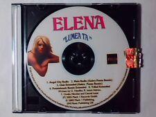 ELENA Lumea ta cd singolo PR0M0 RARISSIMO GABRY PONTE