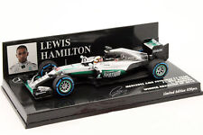 Lewis hamilton mercedes f1 w07 Hybrid #44 vencedor gp brasil fórmula 1 2016 1:43