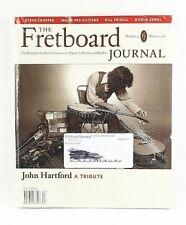 NEW NIP The Fretboard Journal Vol No. Issue #4 Winter 2006 Hartford Magazine