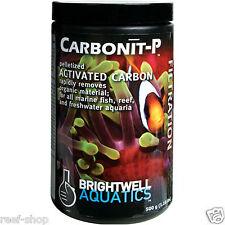Aquarium Carbon Brightwell Carbonit Pelletized Carbon 500 gm FREE USA SHIPPING