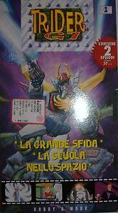 VHS - HOBBY & WORK/ TRIDER G7 - VOLUME 3 - EPISODI 2