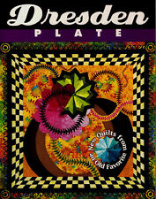 Dresden Plate New Designs Methods Quilting Pattern Book