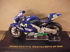 Ixo  #RAB098 1/24 Diecast Honda RC211V, '05 Moto GP, S. Gibernau