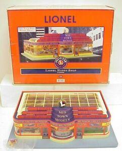 Lionel 6-32998 Lionel Operating Hobby Shop NIB