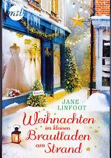Weihnachten im kleinen Brautladen am Strand von Jane Linfoot (Taschenbuch)